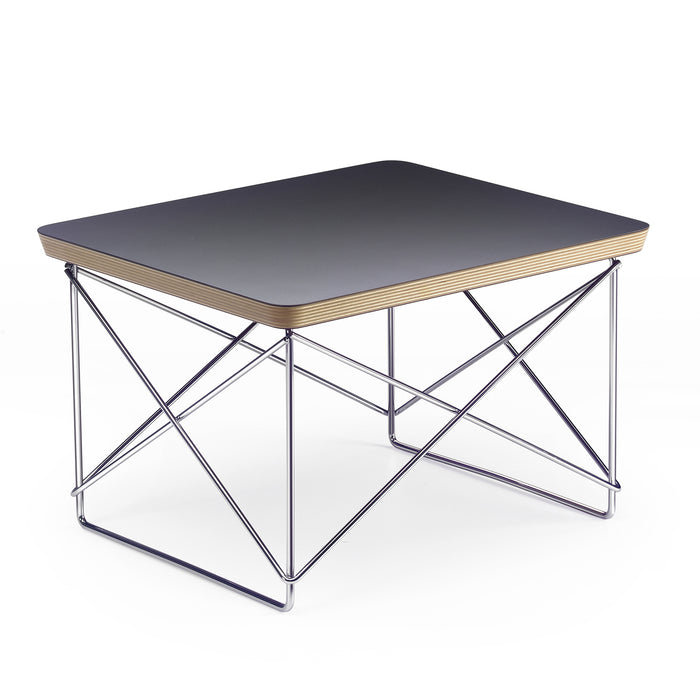 Vitra Occasional Table LTR, Sort/Krom