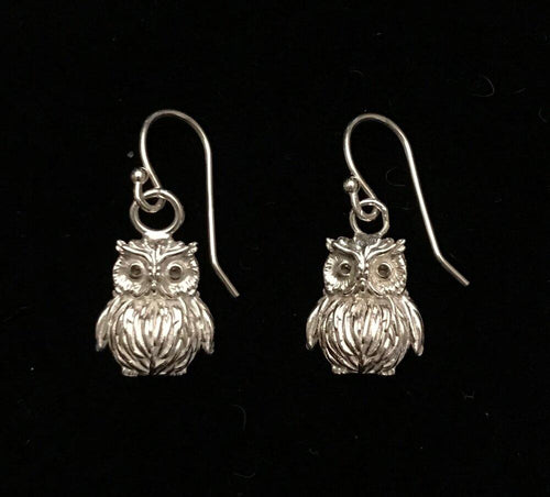 Hunter Sterling Silver Earrings - Artisan Giftmas