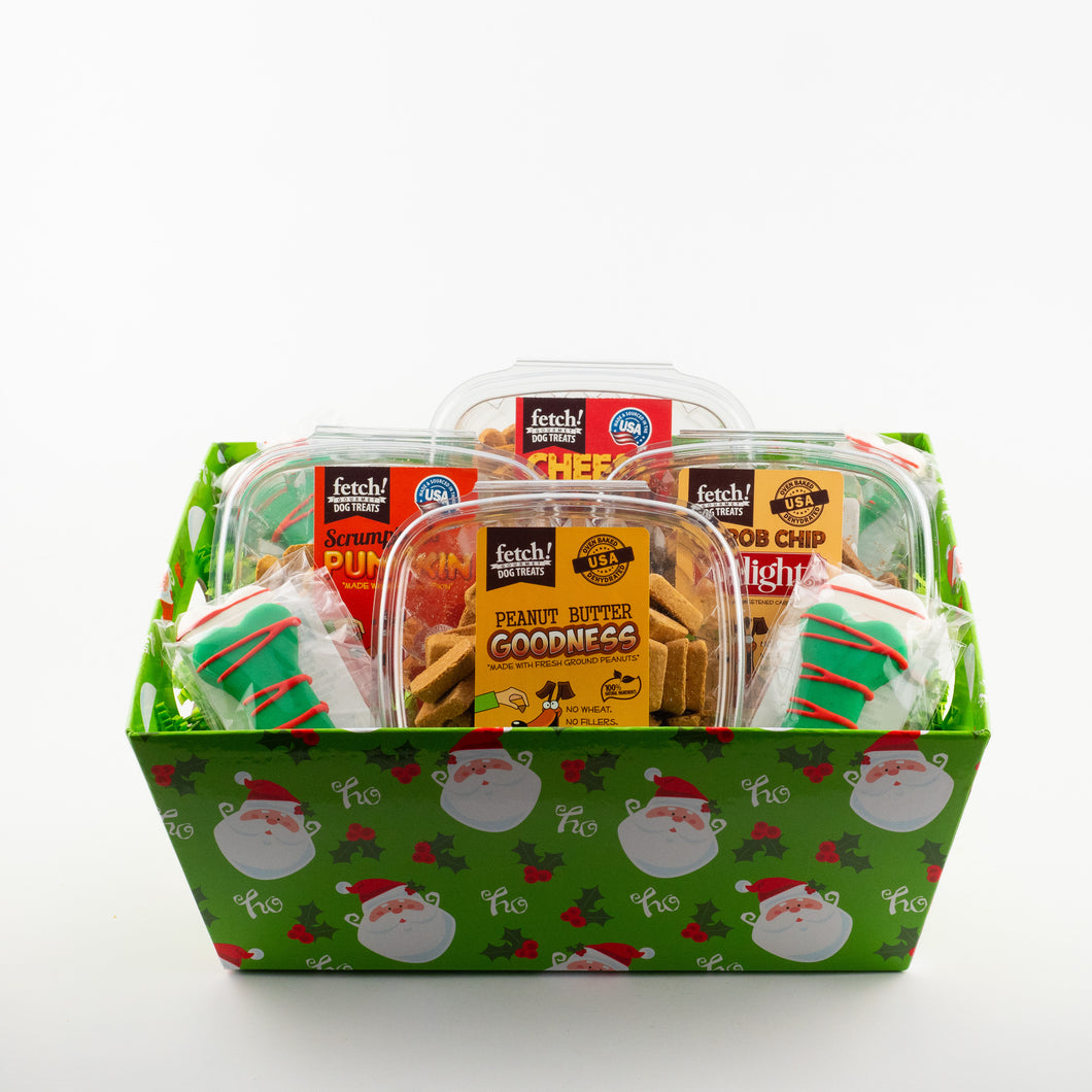 Medium Christmas Gift Basket