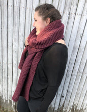 Load image into Gallery viewer, Pipa Blanket Scarf: More Colors Available