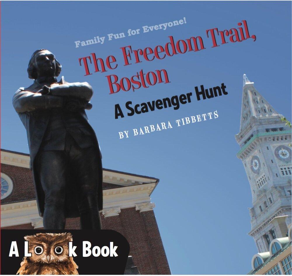 The LOOK Book, Freedom Trail - Artisan Giftmas