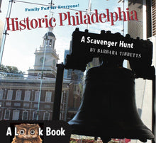 Load image into Gallery viewer, The LOOK Book, Historic Philadelphia - Artisan Giftmas