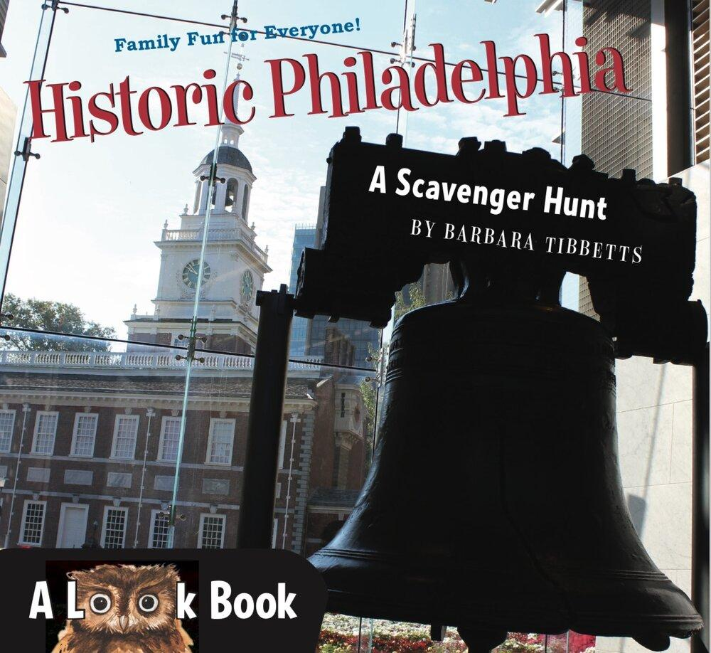 The LOOK Book, Historic Philadelphia - Artisan Giftmas