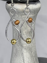 Load image into Gallery viewer, Gentle Air - Lime - Air Elements Earring Collection