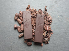 Load image into Gallery viewer, 100% Pure Organic Chocolate Bars (2 Pack of 30g Bars)
