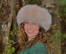Load image into Gallery viewer, Heirloom Fox Headband/Scarf