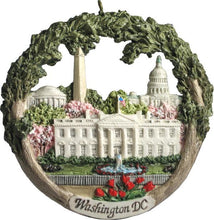 Load image into Gallery viewer, Washington, DC Ornament - FREE SHIPPING!