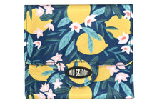 Load image into Gallery viewer, Trixie Tri Fold Wallet Lemon Flower
