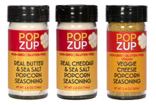 Load image into Gallery viewer, Savory Seasonings Gift Set for Popcorn & So Much More!