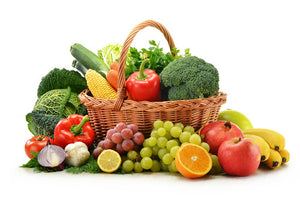 Fresh vegetables, fruit and dairy delivered to your door.