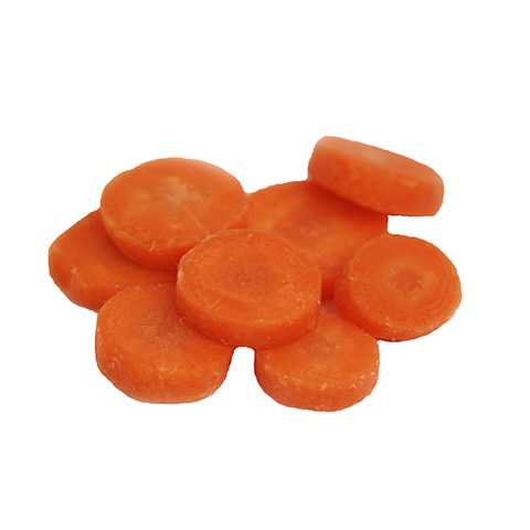 Sliced Carrots 1kg