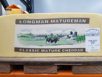 Mature Cheddar Cheese 5kg