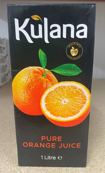 Orange juice kulana 1litre