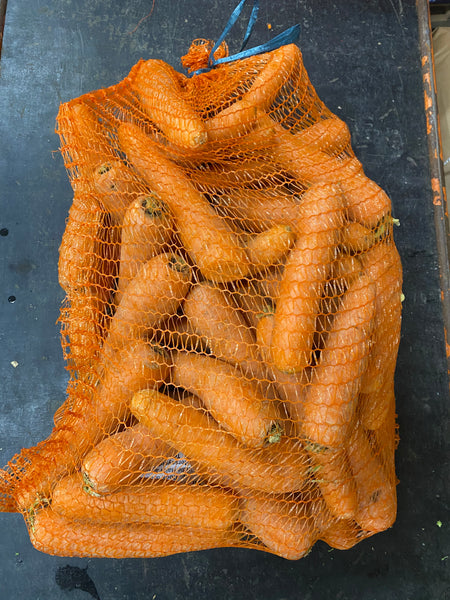 Catering carrots (10kg)