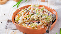 Coleslaw with onion (250g)