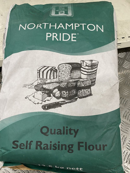 Flour Self Raising 12.5 kg
