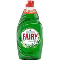 Fairy Liquid washing up liquid (433ml)