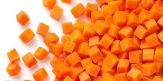 Diced carrot (500g)