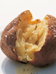 Medium jacket Potatoes