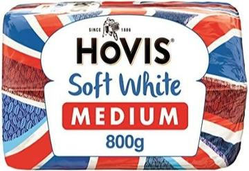 Hovis Bread White medium Sliced 800g