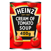 Heinz Cream of Tomato Soup (400g)