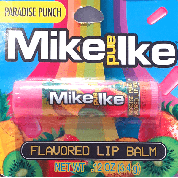 Mike and Ike Paradise Punch | Flavoured Lip Balm