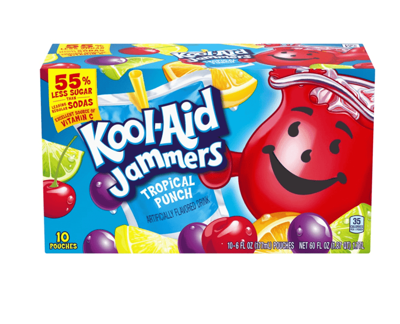 KOOL-AID Jammers | Tropical Punch
