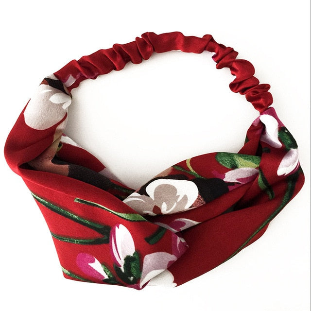 Funky Printed Head Bands For Women & Girls!