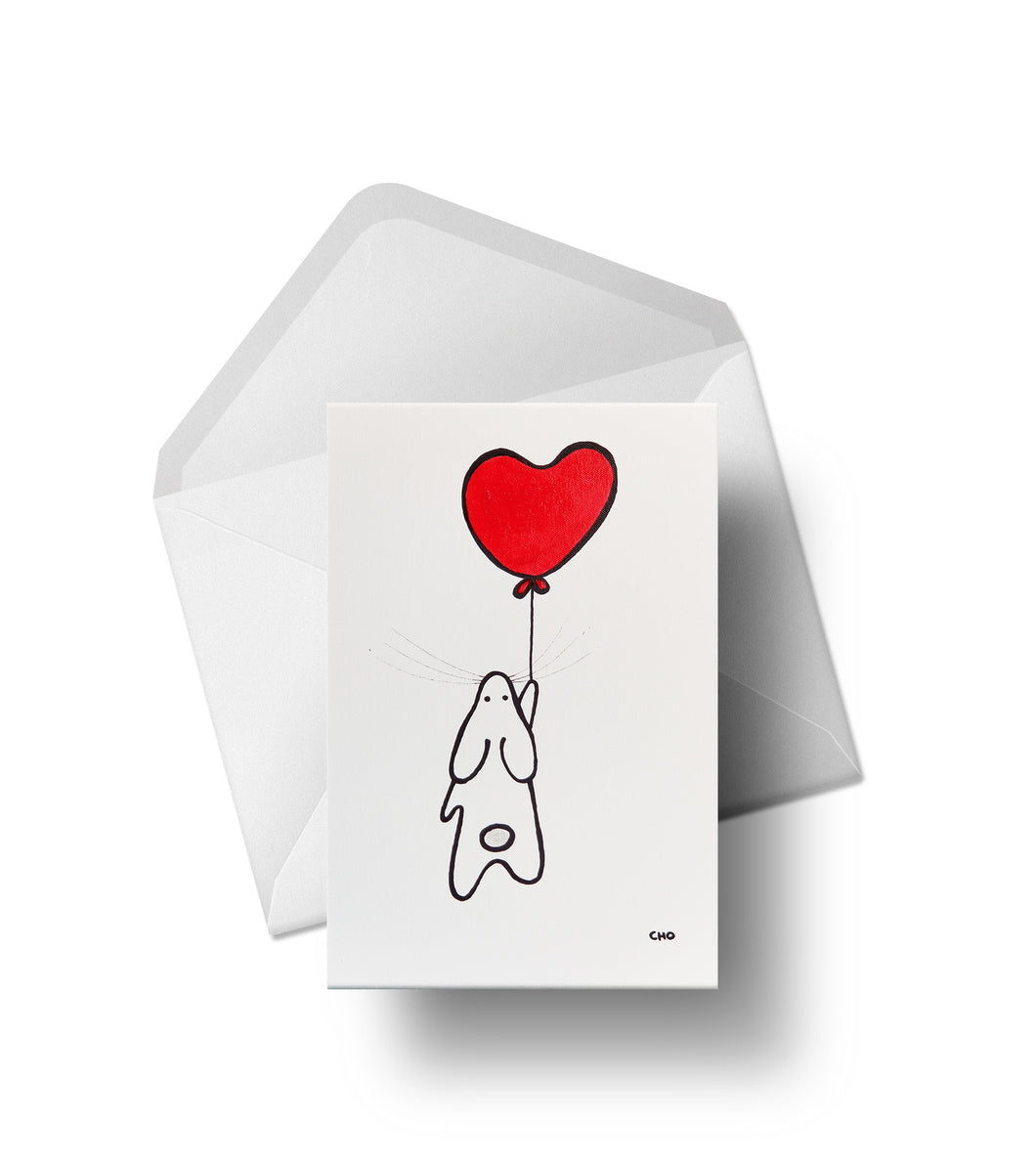 Love bunny | Greeting Cards