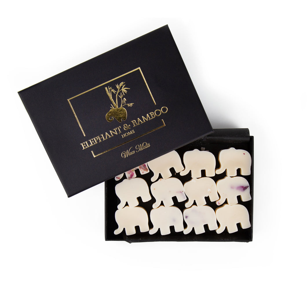 White Elephant Shaped Wax Melts
