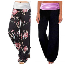 Load image into Gallery viewer, Ladies high waist casual pants, workout, athletic wear, women