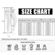 Load image into Gallery viewer, Ladies slim fit Jeggings with faux rip detail for women