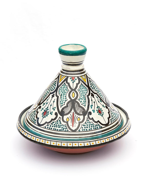 Large Moroccan Serving Tagine 12
