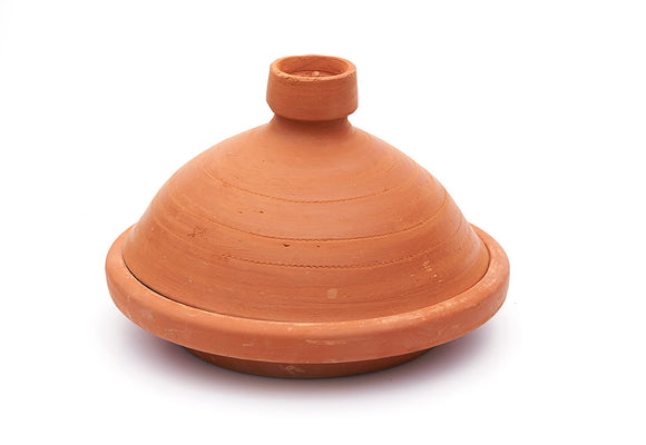 Large Unglazed Moroccan Cooking Tagine 13