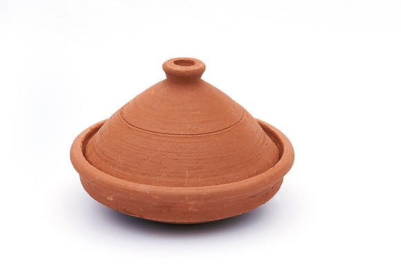 Small Unglazed Moroccan Cooking Tagine