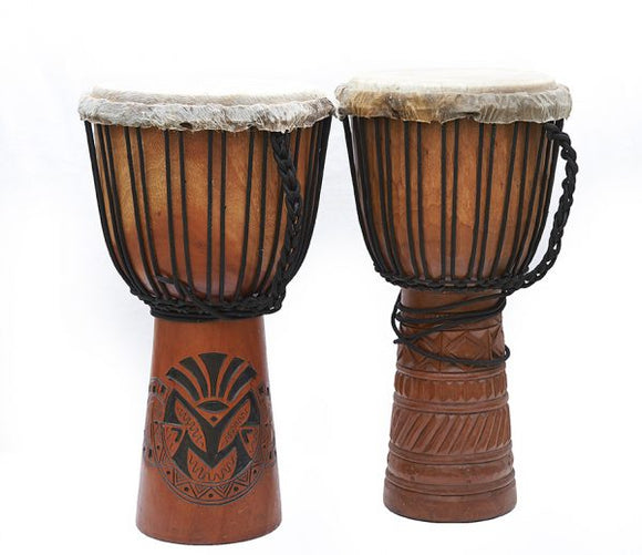 Indonesian Djembe Drum