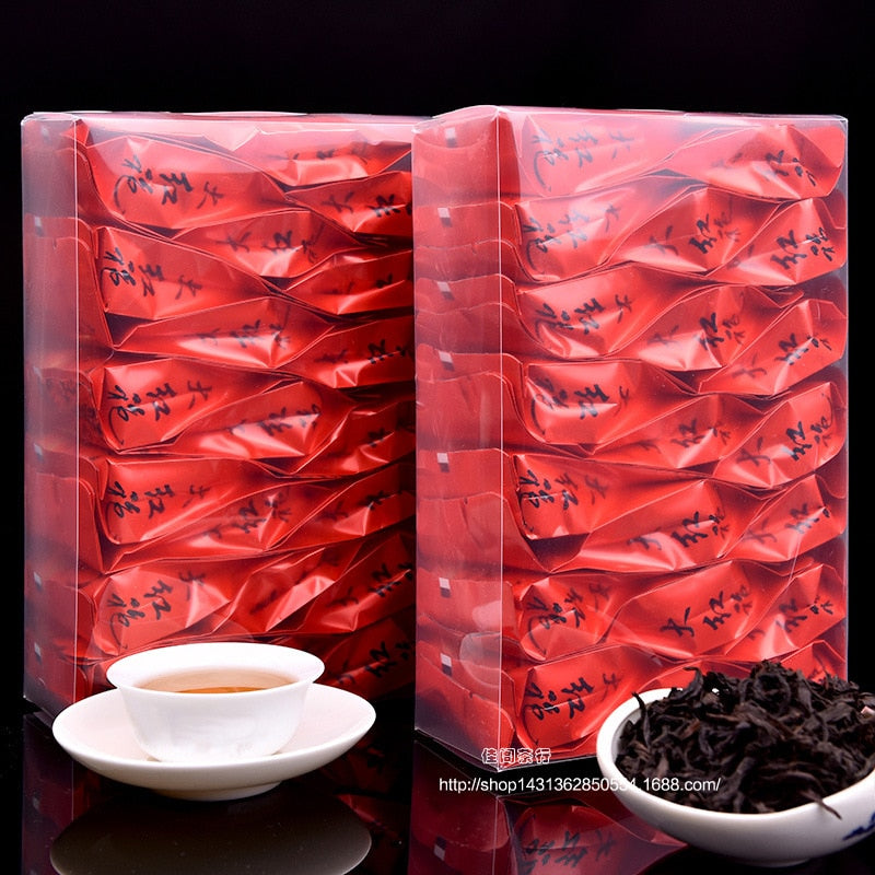 Oolong Tea Beauty Weight loss Lowering Blood Pressure 24 bags High Mountains Oolong Tea Chinese Fresh Green Tea