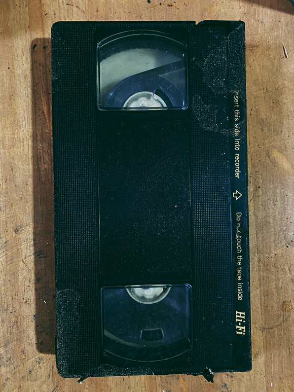 How did DVDs steal the spotlight from VHS?