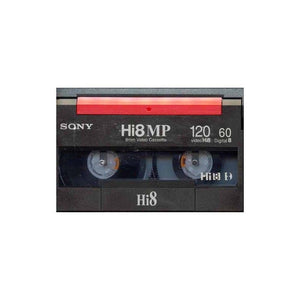 Transfer Hi8 Camcorder Tape to DVD