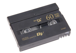 MiniDV Camcorder Tape to DVD