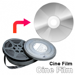 Standard8 / Super8 Cine Film to DVD