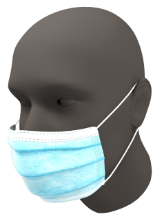 DENT-X Level 3 Medical Grade Face Masks