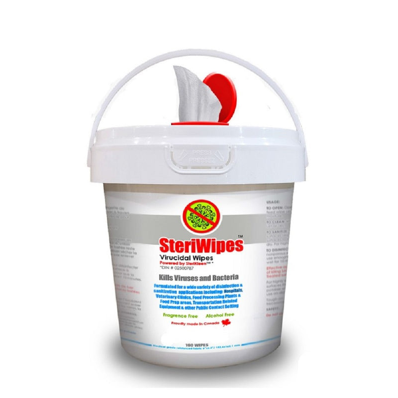 SteriWipes Alcohol Cleaning Wipes (Pack 160 wipes)