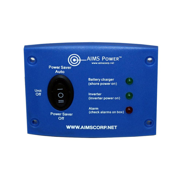 220Vac 50HZ Inverters - Aims LED Remote Panel