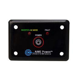 220Vac 50HZ Inverters - AIMS Power Remote On/Off Switch