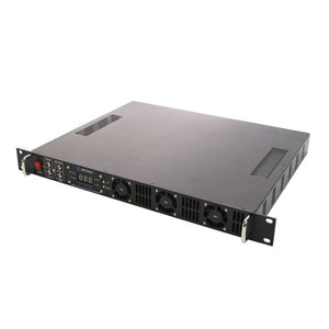 220Vac 50HZ Inverters - Aims Rack Mount Inverter 1000 Watt 24 Volt To 120 Volt AC - 1U
