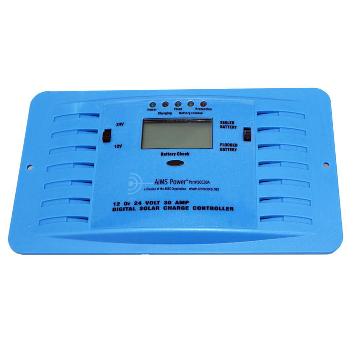 Aims Solar Charge Controller 30 Amp