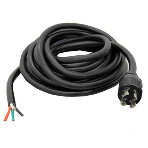 Cables - Aims Generator Output Cable 30 AMP 4 Wire 10 AWG 120/240V 30FT