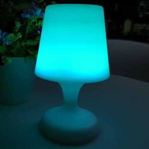 Cloud Led Table Lamp Speaker With Pe Plastic And Bluetooth Speaker