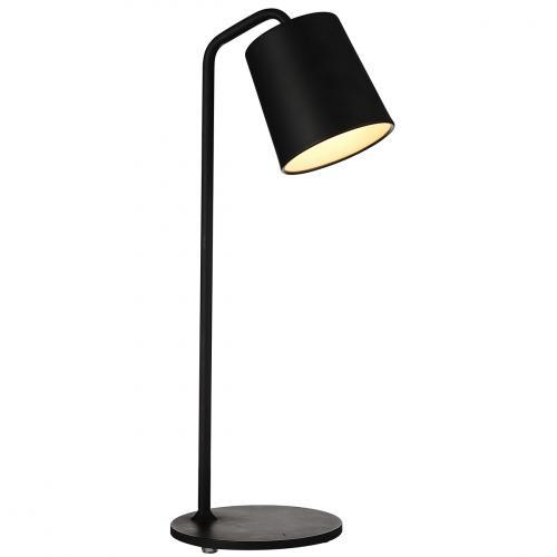 Dante Table Lamp Black Carbon Steel